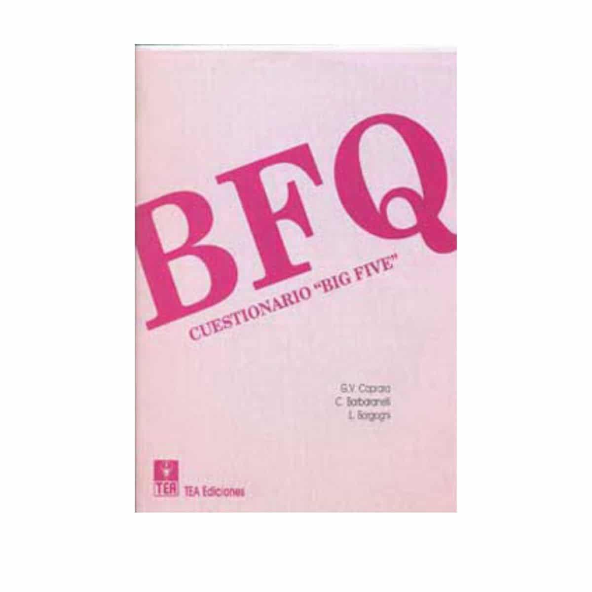 BFQ Cuestionario Big Five