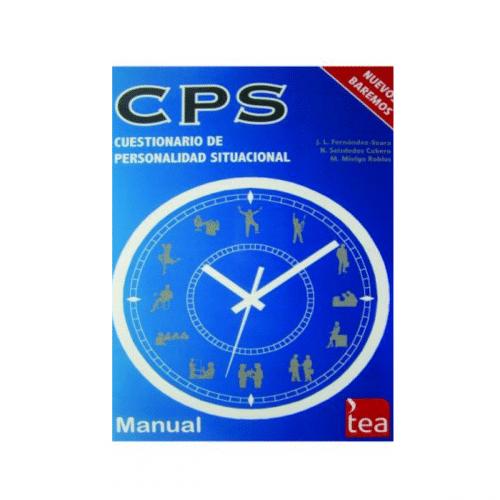 CPS Cuestionario de Personalidad Situacional