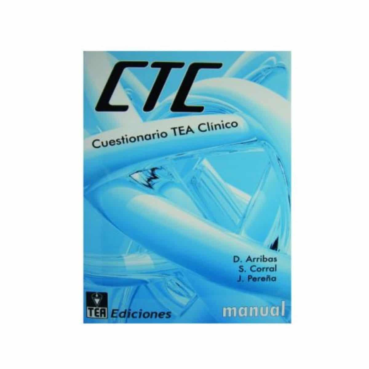 CTC Cuestionario TEA Clínico
