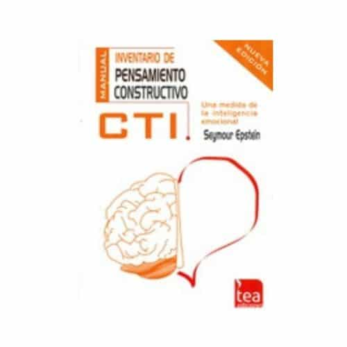 CTI. Inventario de pensamiento constructivo