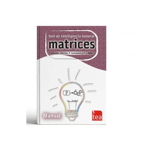 Matrices RRHH Test de Inteligencia General