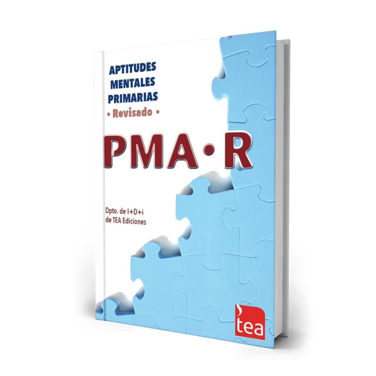 PMA-R Aptitudes Mentales Primarias BATERIA COMPLETA