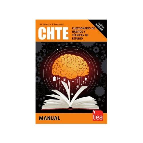 CHTE Cuestionario de Hábitos y Técnicas de Estudio