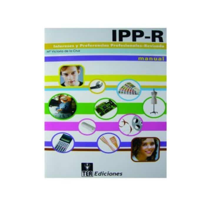 IPP-R Intereses Preferencias Profesionales