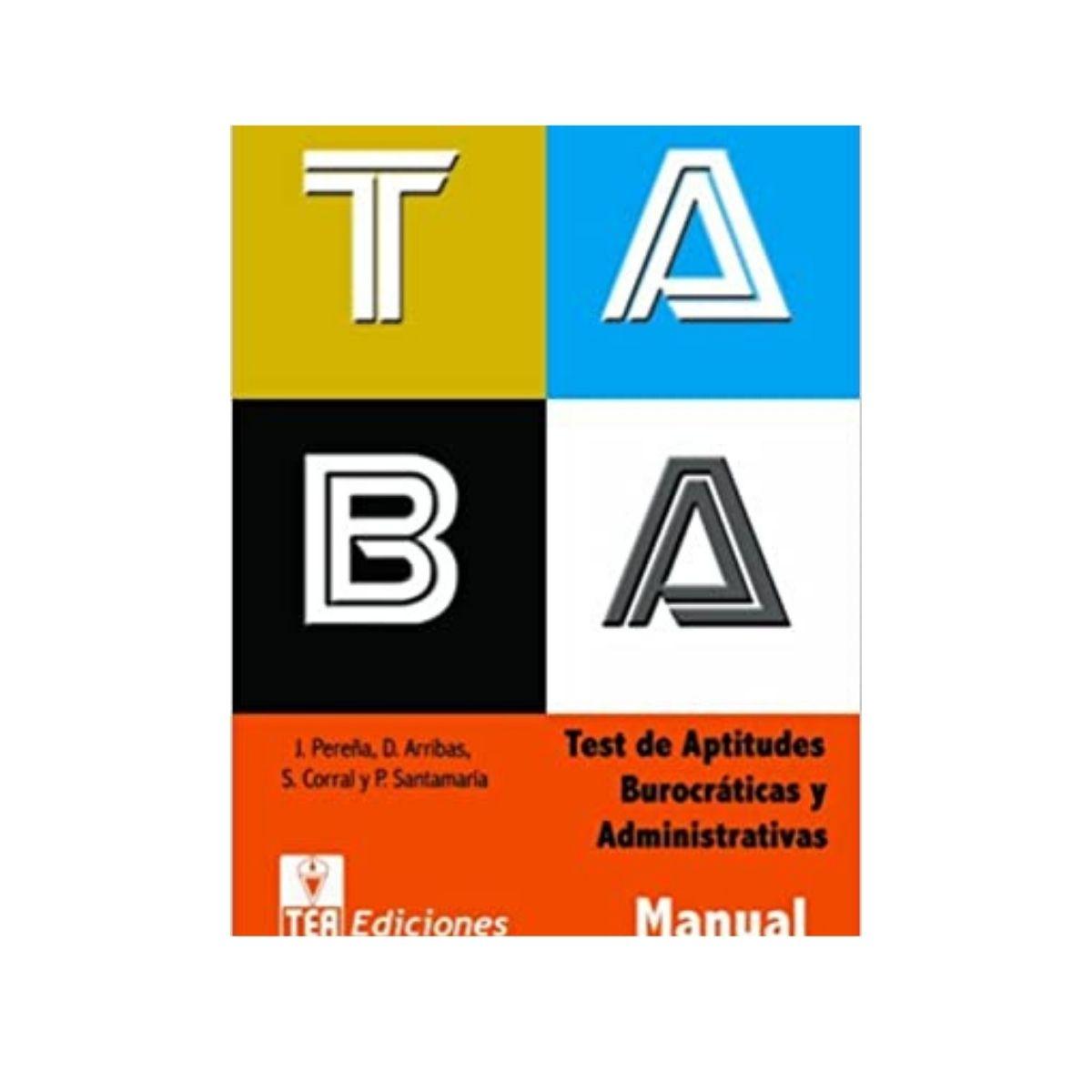 TABA Test de Aptitudes Burocráticas y Administrativas