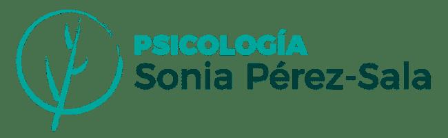 Sonia Pérez-Sala Psicología Madrid logo r