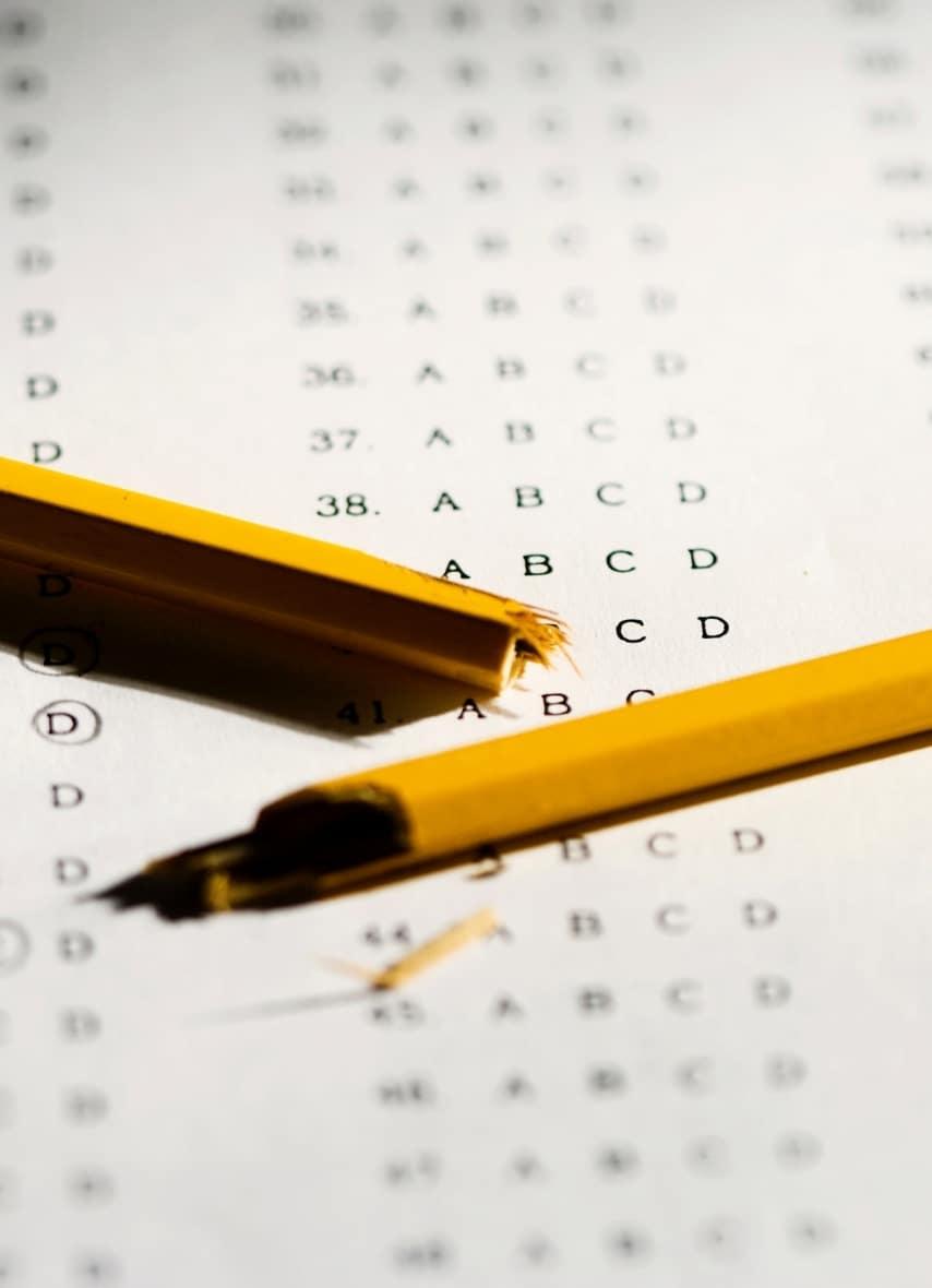 Ansiedad ante pruebas y exámenes