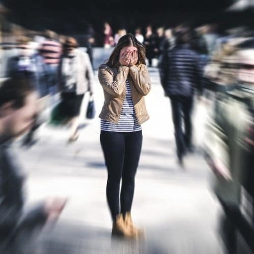 Crisis de pánico, trastorno de pánico y agorafobia